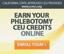Phlebotomy Continuing Education :: CEU